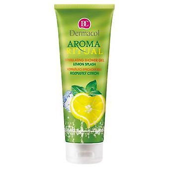 Dermacol  Aroma Ritual Shower Gel - Lemon Splash