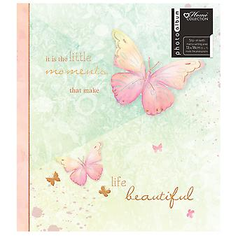 Little Moments Make Life Beautiful Photo Album 104 Photographs Slip In 13x18cm
