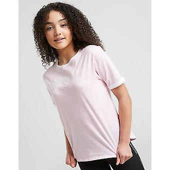 New McKenzie Girls' Berth All Over Print T-Shirt Pink