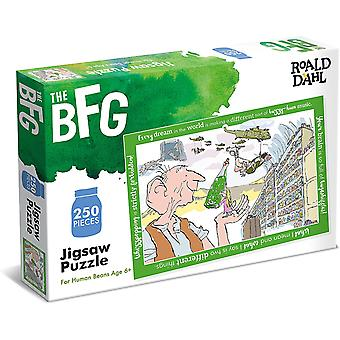 Paul Lamond R Dahl Big Friendly Giant 250 Piece Jigsaw Puzzle