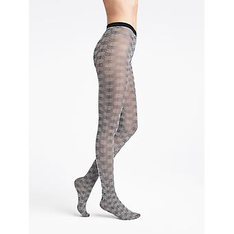 Wolford Granular Poison Patterned Tights