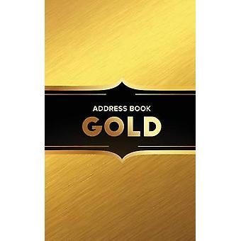 Address Book Gold by Us & Journals R