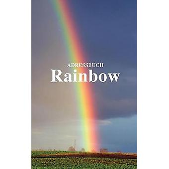 Adressbuch Rainbow by Us & Journals R