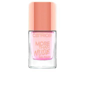 Catrice Mer än Naken Nail Polish #11-shine Lavendelaktig! För kvinnor