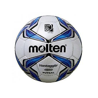 Gesmolten F9V4800 Fifa goedgekeurd Vantaggio Lage Bounce Gestikte Glossy Futsal Ball