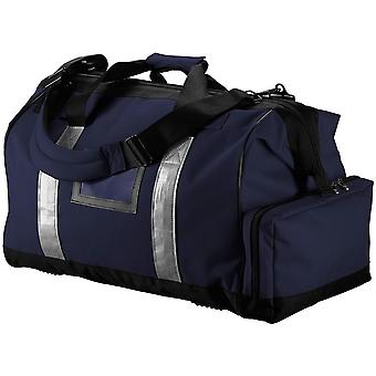 Caribee Wide Mouth Kit Bag - Navy