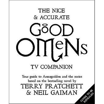 The Nice and Accurate Good Omens TV Companion par Neil Gaiman - 978147