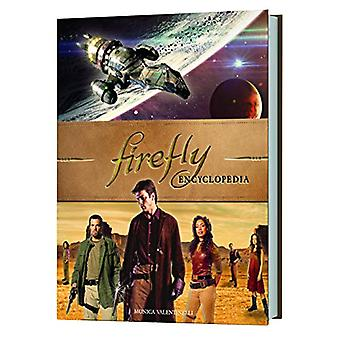 Firefly Encyclopedia by Monica Valentinelli - 9781785655296 Book