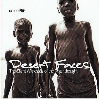 Desert Faces - The Silent Witnesses of the Niger Drought by Al Madad -