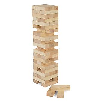 Toyrific Garden Games Garden Games Giant Stack and Fall Tumble Tower