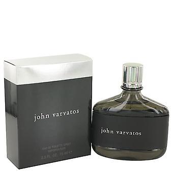 John Varvatos Eau De Toilette Spray By John Varvatos 2.5 oz Eau De Toilette Spray