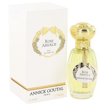 Rose Absolue Eau De Parfum Spray By Annick Goutal 1.7 oz Eau De Parfum Spray