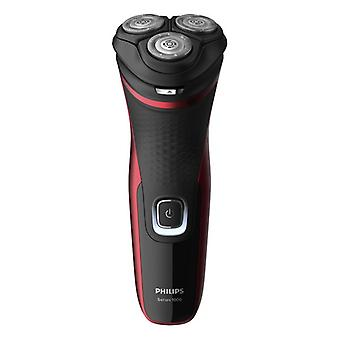 Rechargeable Electric Shaver Philips S1333/41 Black