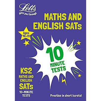 KS2 Maths and English SATs 10Minute Tests by Collins KS2