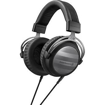 beyerdynamic T 5 p (2. Generation) Hi-Fi Over-ear headphones Over-the-ear High-res audio Black