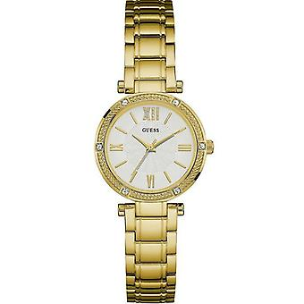 Guess W0767L2 Analogue Quartz with Stainless Steel Strap Ladies Watch