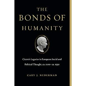 The Bonds of Humanity - Cicero's Legacies in European Social and Polit