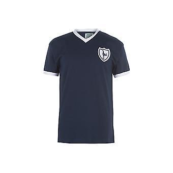Score Draw Tottenham Hotspur 1960 1962 Away Shirt Mens