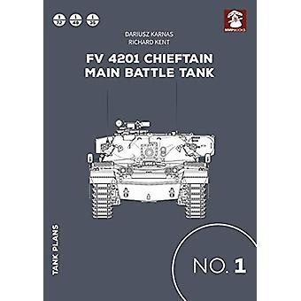 Tank Plans 1 - Fv 4201 Chieftain Main Battle Tank by Dariusz Karnas -