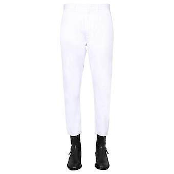 Pence 1979 Baldo83863p095001 Pantalon en coton blanc Pour hommes