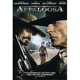Appaloosa [DVD] USA import