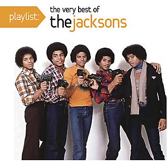 Jacksons - Playlist: The Very Best of de Jacksons [CD] USA import