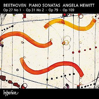 Angela Hewitt - Beethoven: Sonates pour piano 7 [CD] Usa import