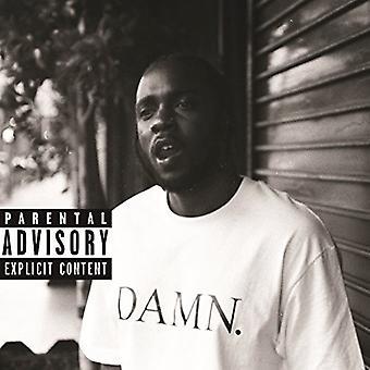 Kendrick Lamar - Damn Collectors Edition [CD] USA import