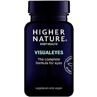 Higher Nature Visual Eyes Vegetable Capsules 30 (VIS030)