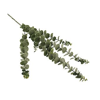 84cm Tall Eucalyptus Spray - Artificial Waxy Foliage for Floristry