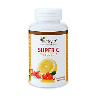 Super C Chewable 90 tablets