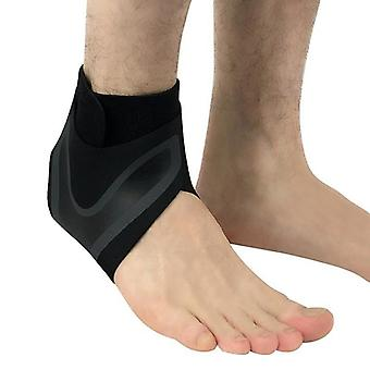 Adjustable Sports Compression Elastic Ankle Brace - Sprain Prevention & Fitness