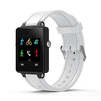 For Garmin Vivoactive Strap Replacement Wristband Bracelet With Tool[White]