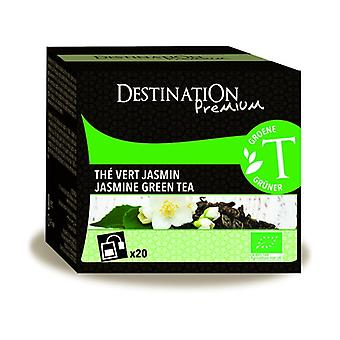 Tè verde Jasmine 20 unità