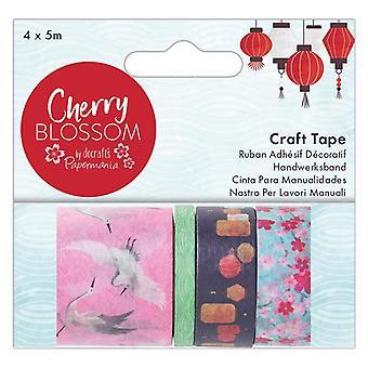 Papermania Cherry Blossom Craft Tape (4x5m) (PMA 462228)
