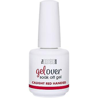 The Edge Nails Gelover 2019 Soak-Off Gel Polish Collection - Caught Red Handed 15ml (2003335)