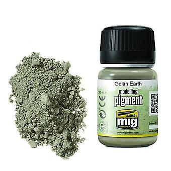 Ammo by Mig Pigments - Golan Earth