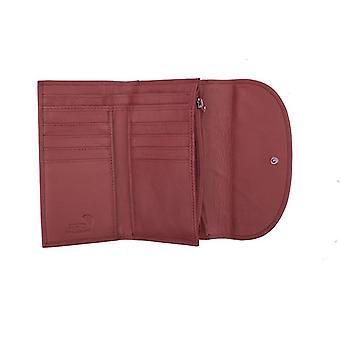 Primehide stor RFID blokkerer lær vesken kvinners lommebok kortholder 22832