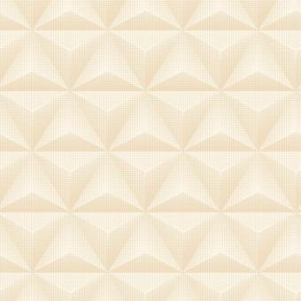 Galerie Wallcoverings Galerie Unplugged Triangle Spots Pattern Geometric Metallic Vinyl Wallpaper