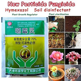 Hymexazol Wettable Powder For Fungicide, Soil Disinfectant, Plant Sterilization