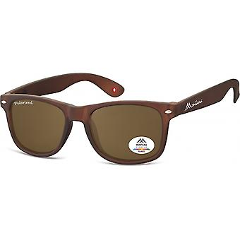 Sunglasses Unisex by SGB brown (MP1-XL)