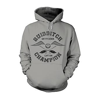 Harry Potter Harry Potter Quidditch Champion Hoodie