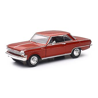 Chevrolet Nova SS Diecast Model Car