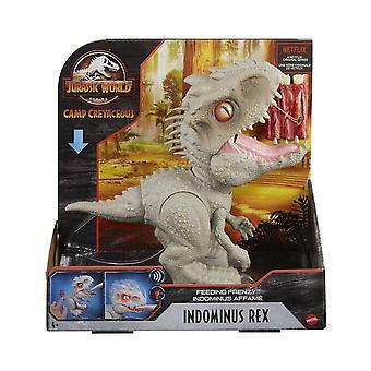 Jurassic World Alimentation Frenzy Indominu