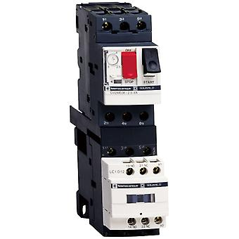Schneider GV2ME08 3 Pole 4A 690Vac Thermal Magnetic Circuit Breaker