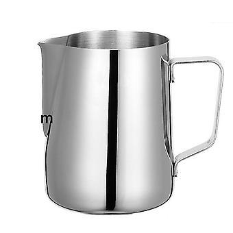 Jarra de jug Frothing de acero inoxidable para café Espresso, barista Craft