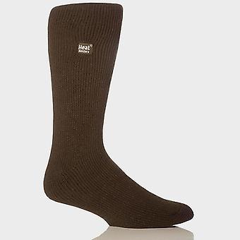 New Heat Holders Men's Heat Holder Socks Khaki