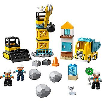 LEGO 10932 Wrecking Ball Demolition Works