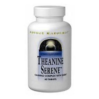 Source Naturals Theanine Serine, W/relora 120 Tabs