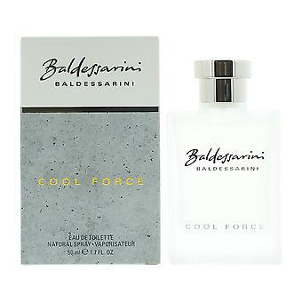 Baldessarini Cool Force Eau de Toilette 50ml Spray For Him
